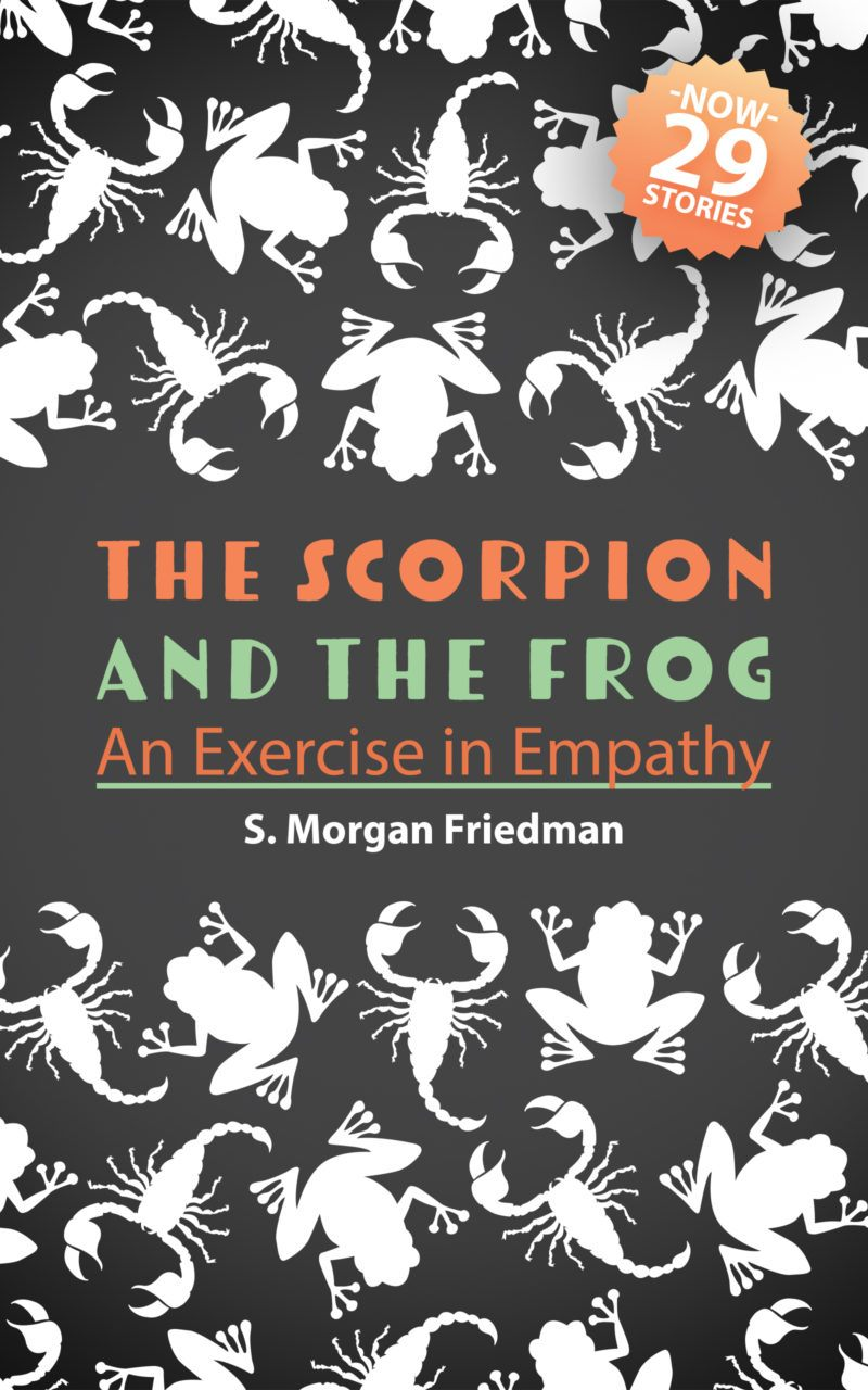 Published the Scorpion & the Frog